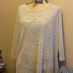 Fine knit tunic by Krazy kat